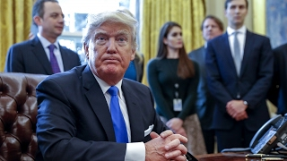 Trump issues gag order for EPA, DOT and others