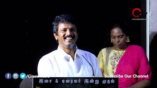 Cheran Speech at Rajavukku Check  Movie Audio Launch