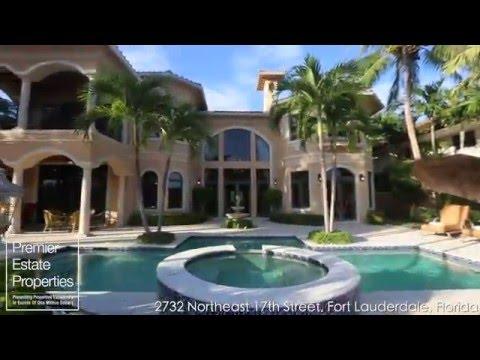 Real Estate Video - 2732 Northeast 17th Street Fort Lauderdale, Florida