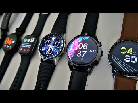 Top 10 Smartwatch 2019 - Best Smartwatches You Can Buy Right Now!
