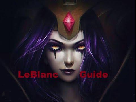 Best Build   Leblanc