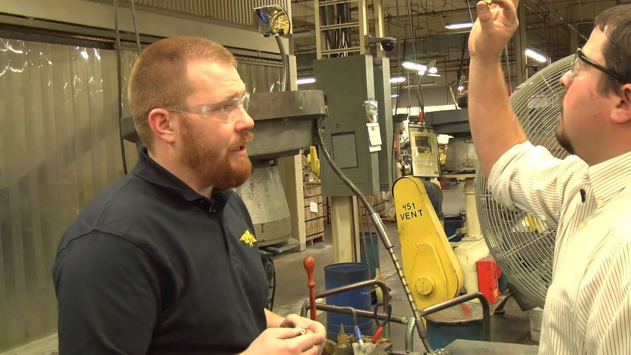 """Starline Brass: Process to Perfection 