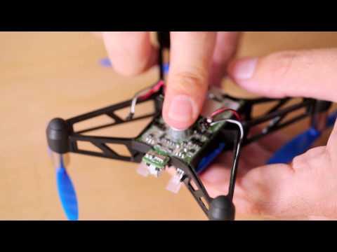 Repair videos parrot for Bebop 2 motor repair kit