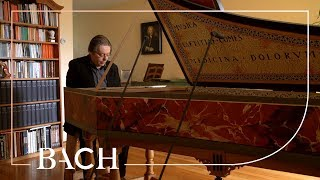 Bach - WTC I Prelude and fugue in F minor BWV 857 - Dirksen   Netherlands Bach Society