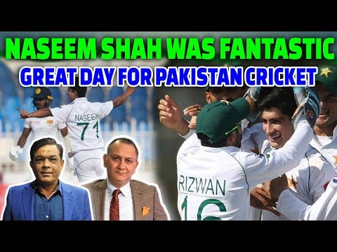 Great Day For Pakistan Cricket | Naseem Shah Was Fantastic