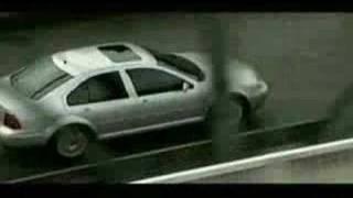 Volkswagon Jetta Wedding Commercial
