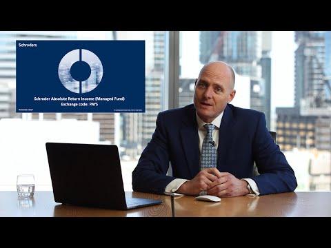 Fund In Focus: Schroder Absolute Return Income (Managed Fund) Exchange Code: PAYS