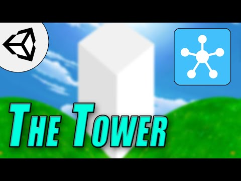 The Tower ,  Smooth Hub Transitions  • 5 • Mobile Game [Tutorial][C#]