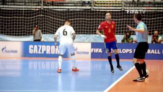 Spain's Futsal World Cup dream