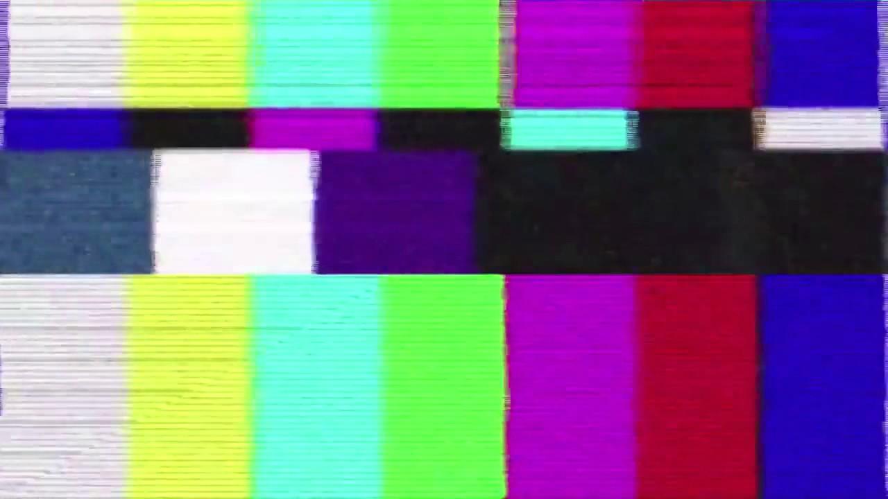 Broken tv sound effect