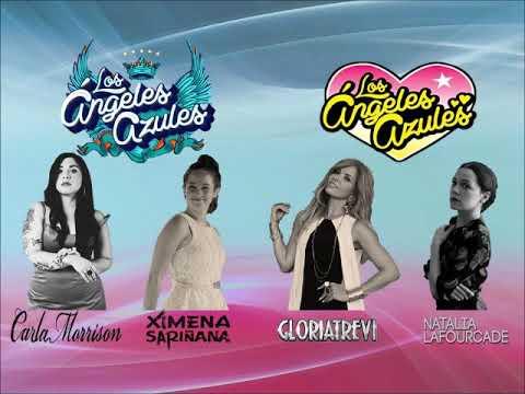 Angeles Azules Ft. Carla Morrison, Ximena Sariñana, Natalia Lafourcade,Gloria Trevi