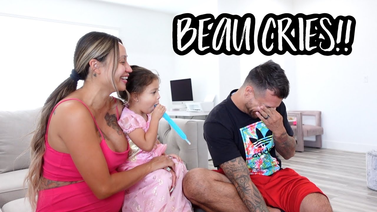 DOCTOR ACCIDENTALLY TOLD ME OUR BABY'S GENDER...