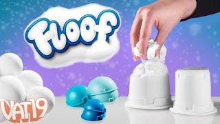 Floof: Indoor Snowball Maker!