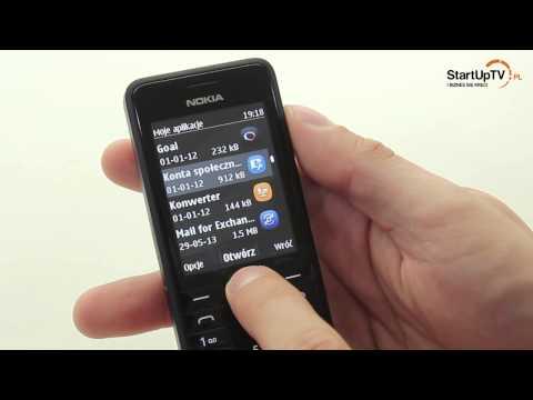 Nokia 301 - recenzja test telefonu Smart4