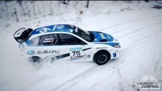 Launch Control: Subaru Rally Team USA tackles Sno*Drift Rally (Part 1) - Episode 2