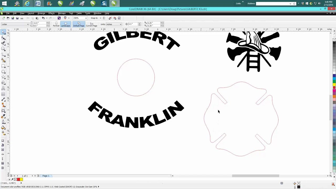 corel draw tips tricks cleaning up your clip art and more [ 1280 x 720 Pixel ]