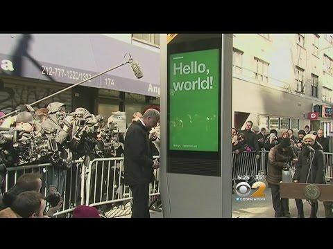 Free WiFi In NYC