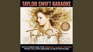 You Belong With Me (Instrumental with BGV)