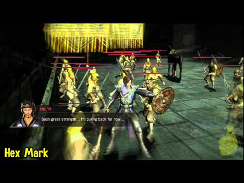 Dynasty Warriors 8: Mounts (Red Hare, Shadow Runner, Hex Mark..) - HTG