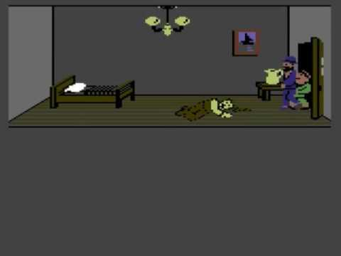 Commodore 64 ~ Murder on the Mississippi The Adventures of Sir Charles Foxworth