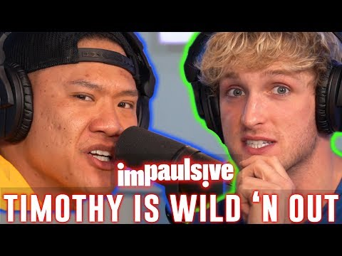 Timothy DeLaGhetto speaks w/ Logan Paul about his Japan Scandal & Asian Culture - IMPAULSIVE EP. 73 from YouTube · Duration:  1 hour 2 minutes 25 seconds