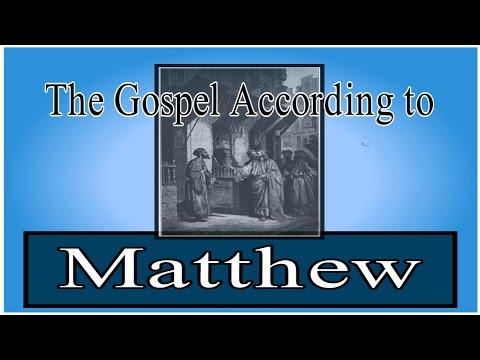 New Testament - Matthew 21:1-17 - (Jesus Enters Jerusalem) -