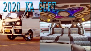 Suzuki Hi Roof Bolan Modify In Abbottabad03465111167 Video By Riaz Cushion Maker 03333132807-22.1.20