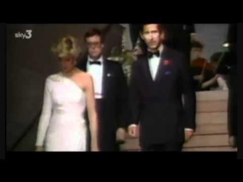 *New* My Top Ten Princess Diana Dresses ( HD Footage!)