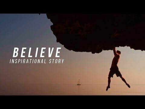Inspirational Story – BELIEVE (Hugh Herr)