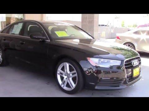 Gorgeous 2014 Audi A6 2.0T Premium Plus