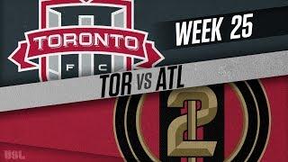 Toronto FC II vs Atlanta United 2: August 31, 2018