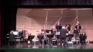 Ladd Macintosh Swing Band - Song of India - Tommy Dorsey