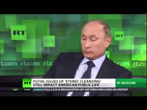 Putin On Iran And Israel