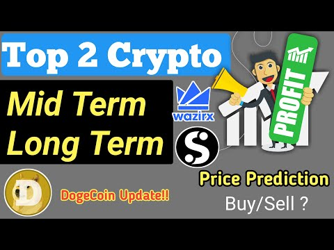 Top 2 Crypto For Mid & Long Term | Most Profitable Cryptocurrency To Mine 2021 | Crypto News Today |