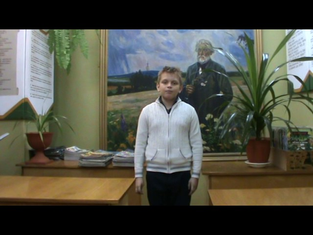 Изображение предпросмотра прочтения – ИванДоронин читает произведение «Бородино» М.Ю.Лермонтова