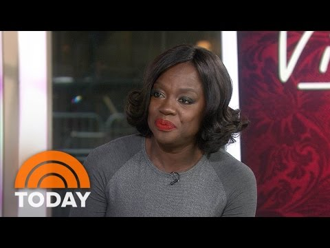 Viola Davis On Diversity In Film: Lack Of Opportunity Not Due To Lack Of Talent | TODAY