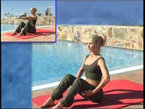 Pilates silhouette en 20' par jour - Exercices