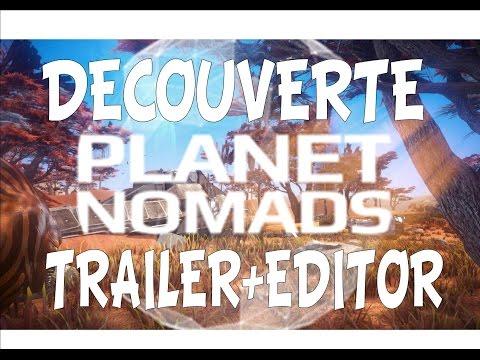 Planet editor