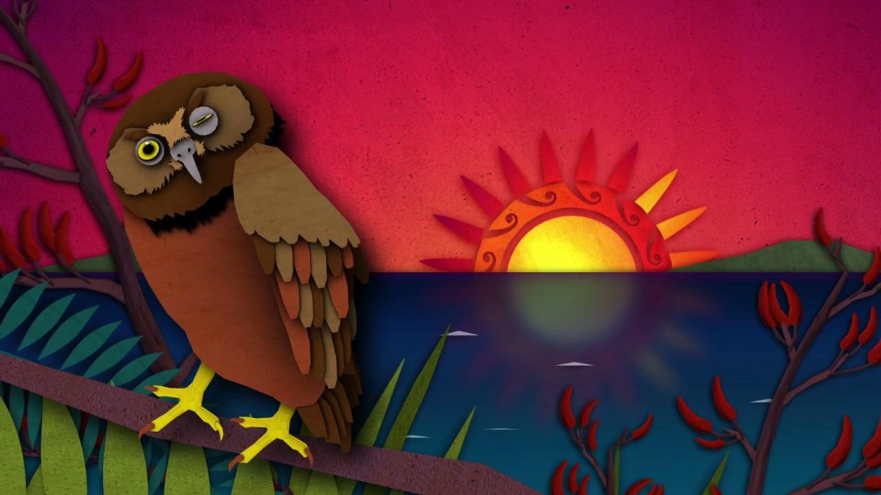New Zealand bird story