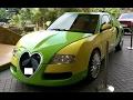 Worst Bugatti Replica Ever Seen Compilation 2017 - Hilarious FAKE Bugatti [Mr Option]