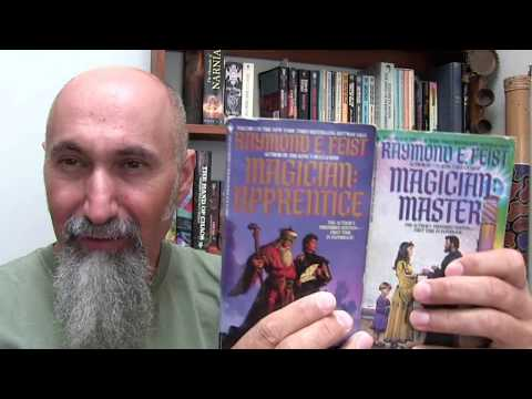 Review of Raymond Feist's Magician: Apprentice and Master, The Riftwar Saga [Happy ASMR]