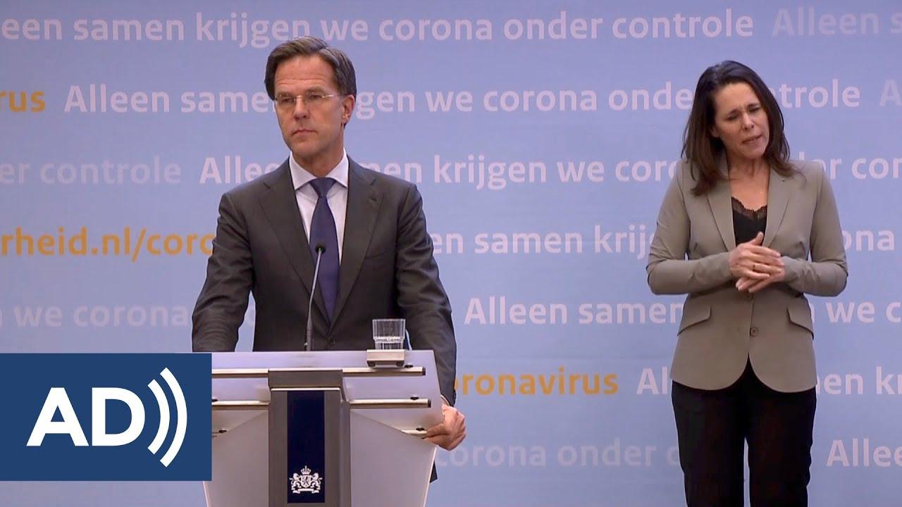 7 April 2020: Integrale Persconferentie In Het Kader Van