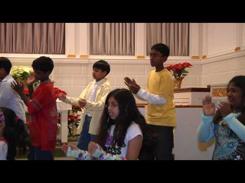 UECF Sunday School Kids