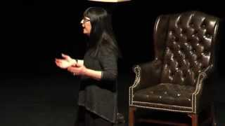 Wired for story: Lisa Cron at TEDxFurmanU