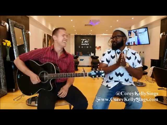 """One Direction- """"Drag Me Down"""" cover by Corey Kelly"""