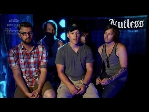 Are You Struggling With Self-Harm?- Kutless