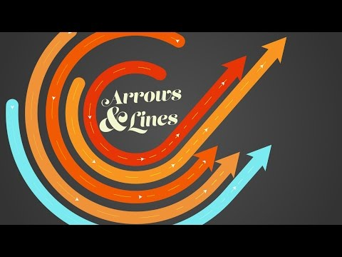 Red Giant TV Episode 104 – Arrows and Lines with Trapcode Particular
