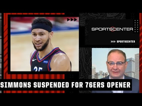 Sixers: What does Ben Simmons' suspension mean?
