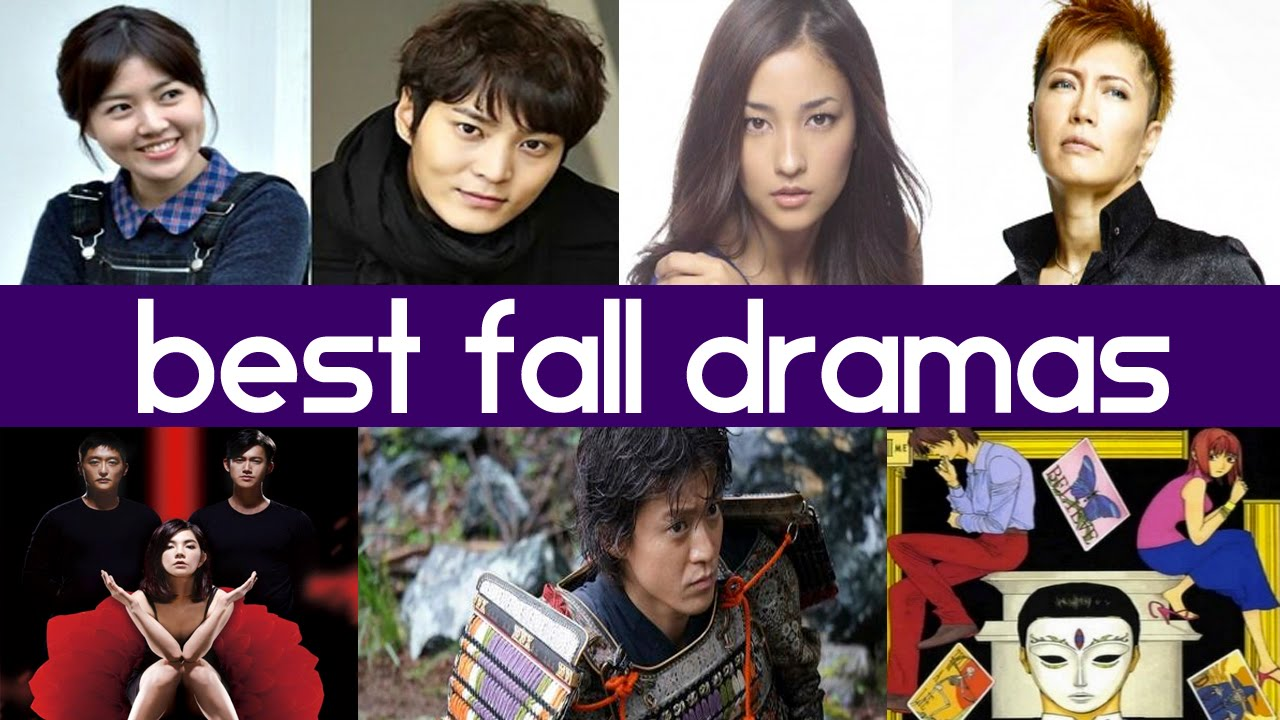 Top 5 Asian Dramas of Fall 2014 (Korean/Taiwanese/Japanese) – Top 5