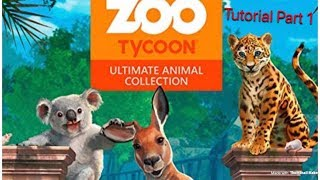 Zoo Tycoon Tutorial Pt 1/2